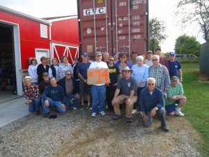 Container #14, September 16, 2014