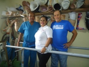 prosthetic shop